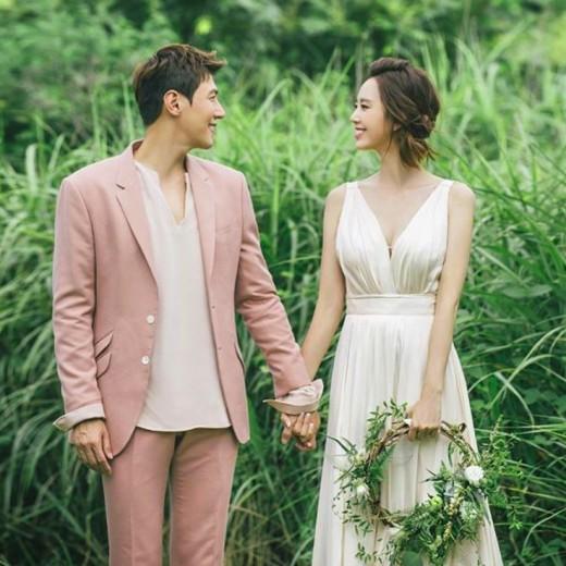 """""""100일만에 부부""""…송재희♥지소연, 오늘(7일) 결혼_이미지"""