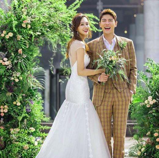 """""""100일만에 부부""""…송재희♥지소연, 오늘(7일) 결혼_이미지2"""