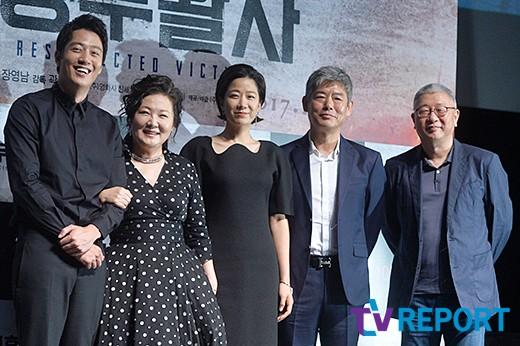 좀비·자연발화…'희생부활자' 韓사상 최고의 파격