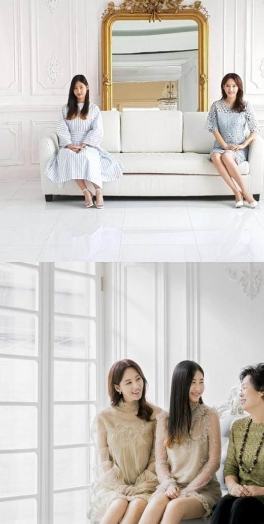 """""""미스코리아 비주얼"""" 오현경, 중학생 폭풍성장 딸 공개_이미지"""