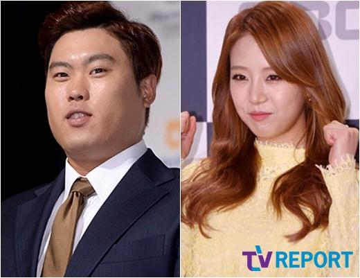 """류현진♥배지현 측 """"1월 결혼식 확정 NO, 상견례는 아직"""" _이미지"""