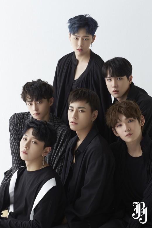 김태동 빠진 JBJ, 공식 프로필 이미지 공개…블랙 카리스마_이미지