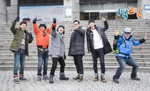 [단독] 촬영 재개 '1박2일', 10주년 특집 촬영…오늘 해외 출국_이미지