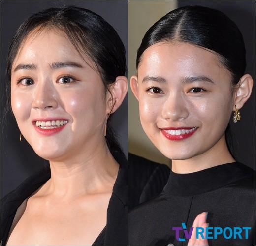 문근영-스기사키 하나 '한국VS일본, 귀여운 국민여동생 미모 대결'_이미지