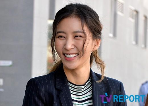 김정민 '되찾은 미소'