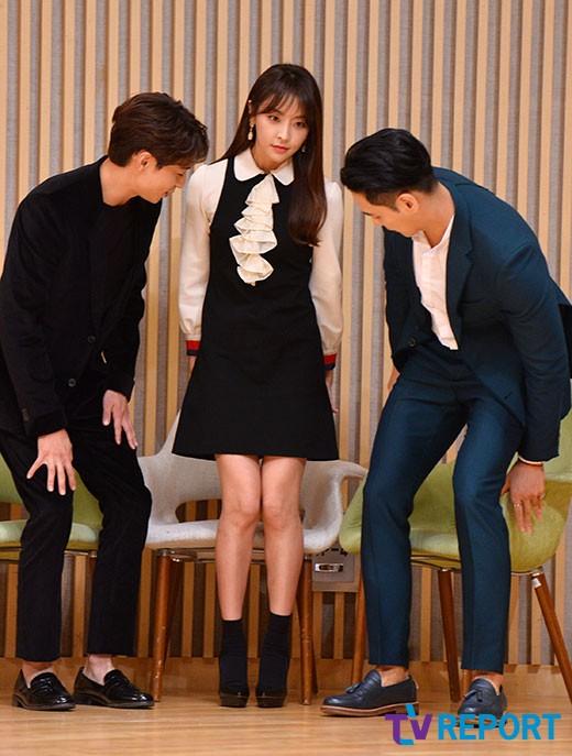 현우-강지섭 '정유미 불편할까 안절부절'