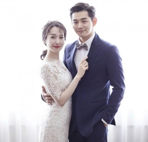 """""""10월의 부부"""" 장진영♥강해인·이재원♥박초희, 오늘(21일) 동시 결혼"""