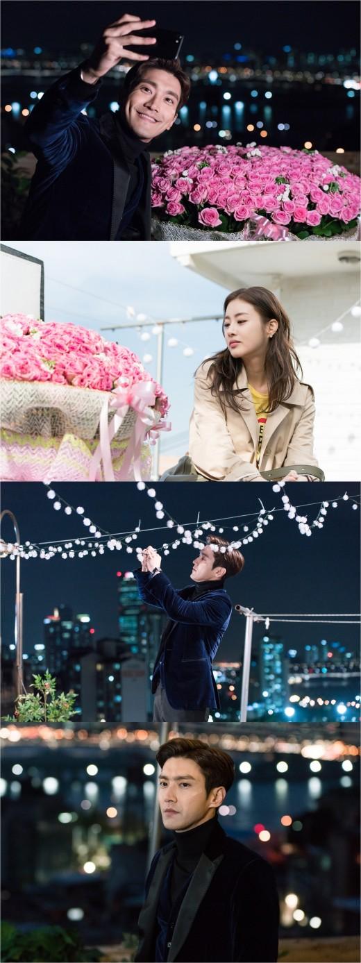 """""""오늘부터 1일""""…최시원♥강소라, 로맨스 불붙나"""