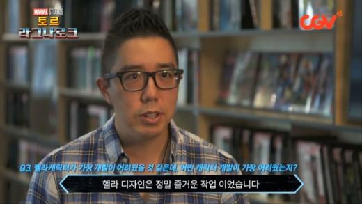 '어벤져스'·'토르3' 탄생시킨 마블 최초의 한국인