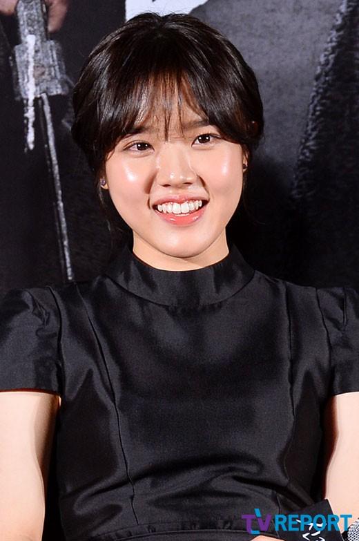 """'신과함께' 김향기 """"하정우, '김냄새'라 불러"""