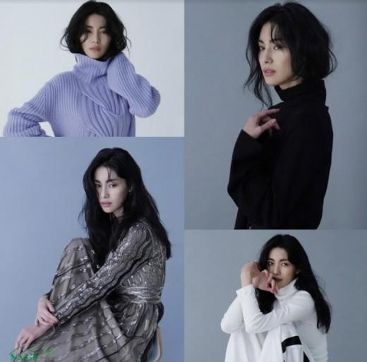 김정화, 이국적인 미모 '눈호강' 비주얼