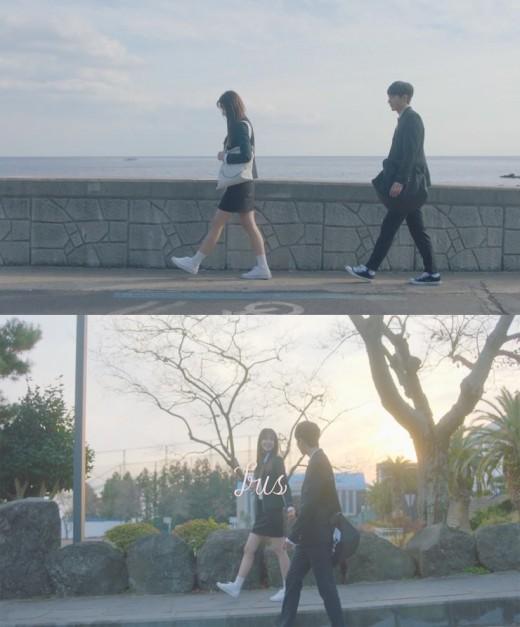16살 최연소 싱어송라이터 아이리스, MV 티저 공개 '설렘'