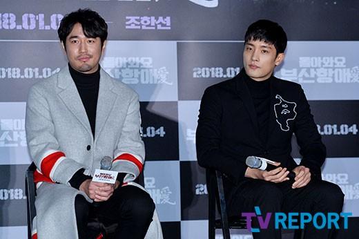 조한선-성훈 '은근히 닮은 쌍둥이 외모'