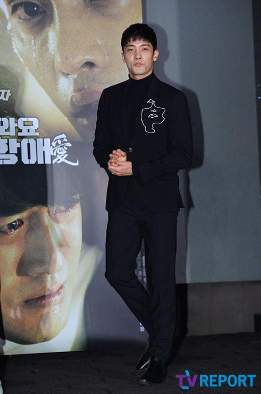 성훈 '부쩍 슬림해진 몸매'