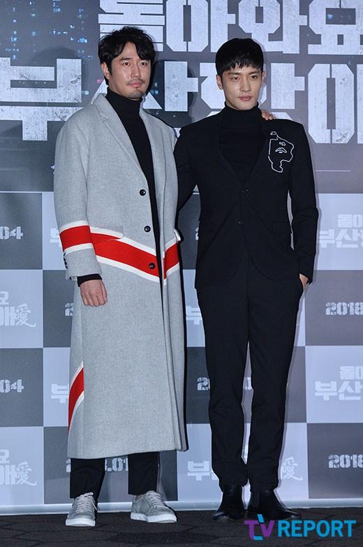 """조한선-성훈 """"우리 닮았나요?"""""""