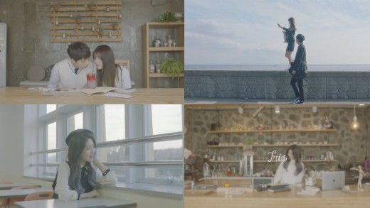 'K팝스타5' 아이리스, '말해도 될까' 뮤직비디오 공개 '달달+설렘'