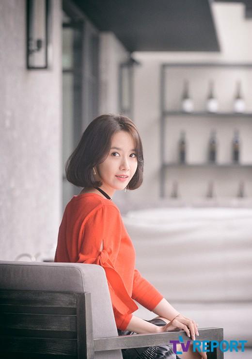 윤아 '영원한 비주얼 센터, 이 미모 칭찬해~'