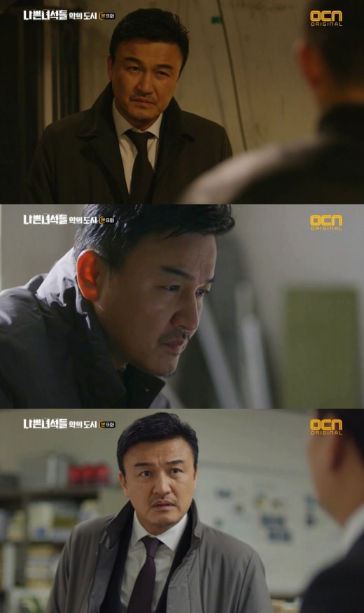 '나쁜녀석들2' 박중훈, 왜 이제야 드라마했나_이미지