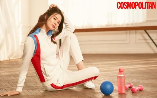 '한국의 슈퍼모델 1호' 이소라, 여전한 카리스마