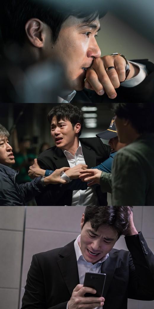 '사라진 밤' 김강우 오랜만에 제대로 물만났다