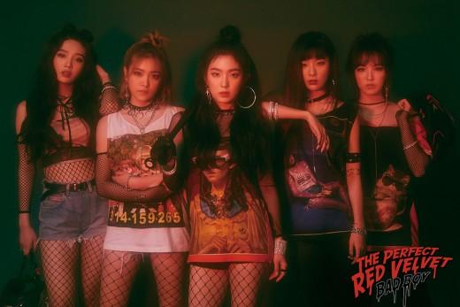 레드벨벳, 3월 걸그룹 브랜드 평판 1위…2위 트와이스·3위 마마무