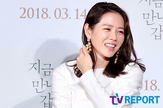 손예진 '변치 않는 청순미, 원조 국민첫사랑'_이미지