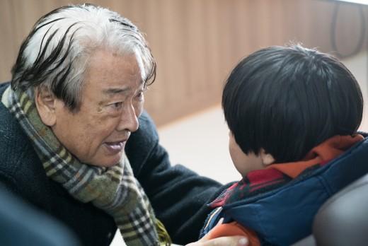 62년차 이순재의 부상투혼…'덕구' 오열케 한 열연