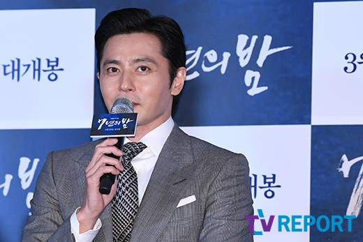 """'7년의 밤' 장동건 """"M자 탈모 후유증 컸다"""""""