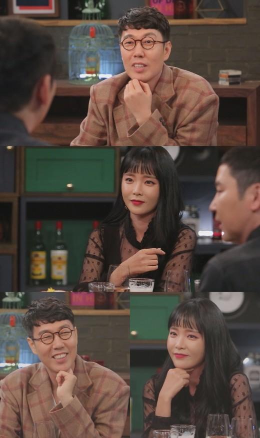 """'인생술집' 홍진영, 휘성에 러브콜 """"같이 작업하고 싶다"""""""