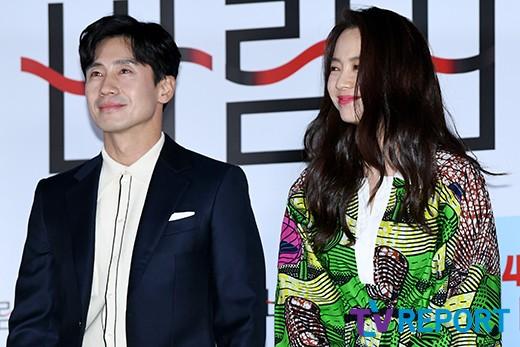 """신하균-송지효 """"우리 닮았죠?"""""""