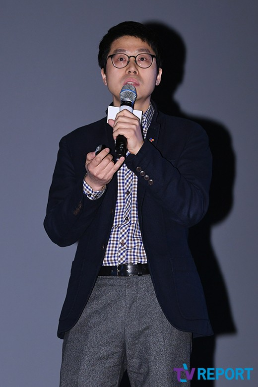 """유영건 """"'기억을 만나다'는 4DX 기술이 중요한 영화"""""""