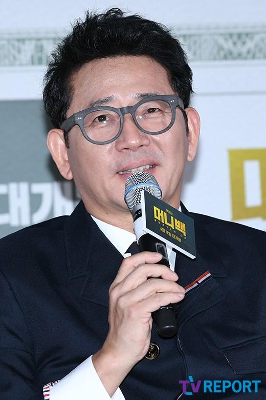 """'머니백' 전광렬 """"부패 국회의원 위해 7kg 찌웠다"""""""