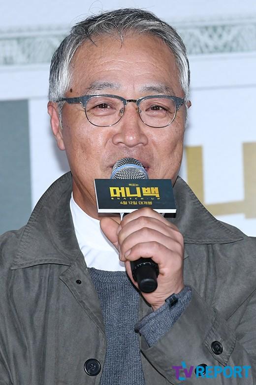 """'머니백' 이경영 """"내 필모서 전무후무 사랑스러운 연기"""""""