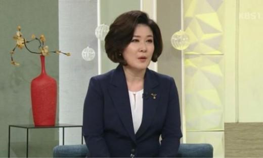 """'아침마당' 백현주 """"조만간 열애설 난다..미용실서 취재""""_이미지"""