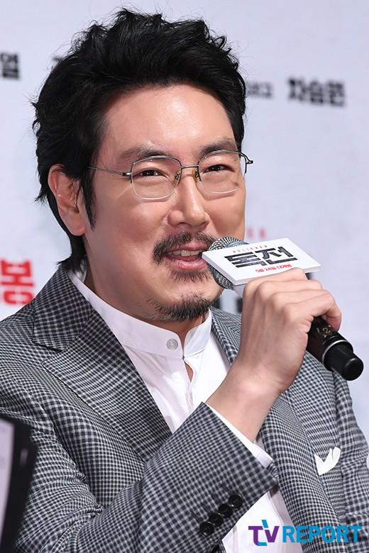 """'독전' 조진웅, 또 다이어트…""""감독이 만족할 때까지 감량"""""""