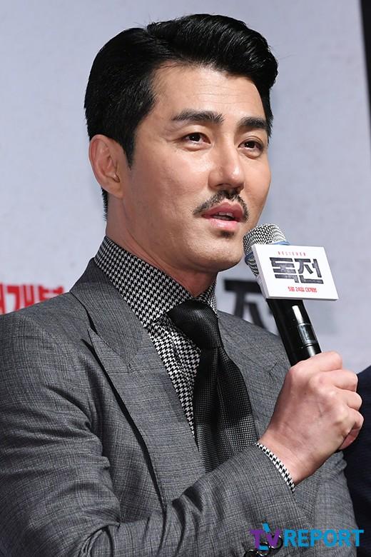 """'독전' 차승원 """"우정출연, 강렬 존재감에 덥석 물었다"""""""