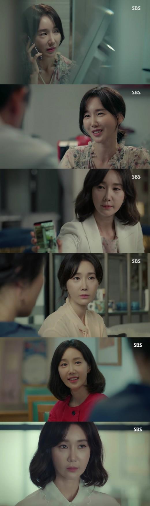 '시크릿마더' 오연아, 두 얼굴의 반전 열연…美친 존재감