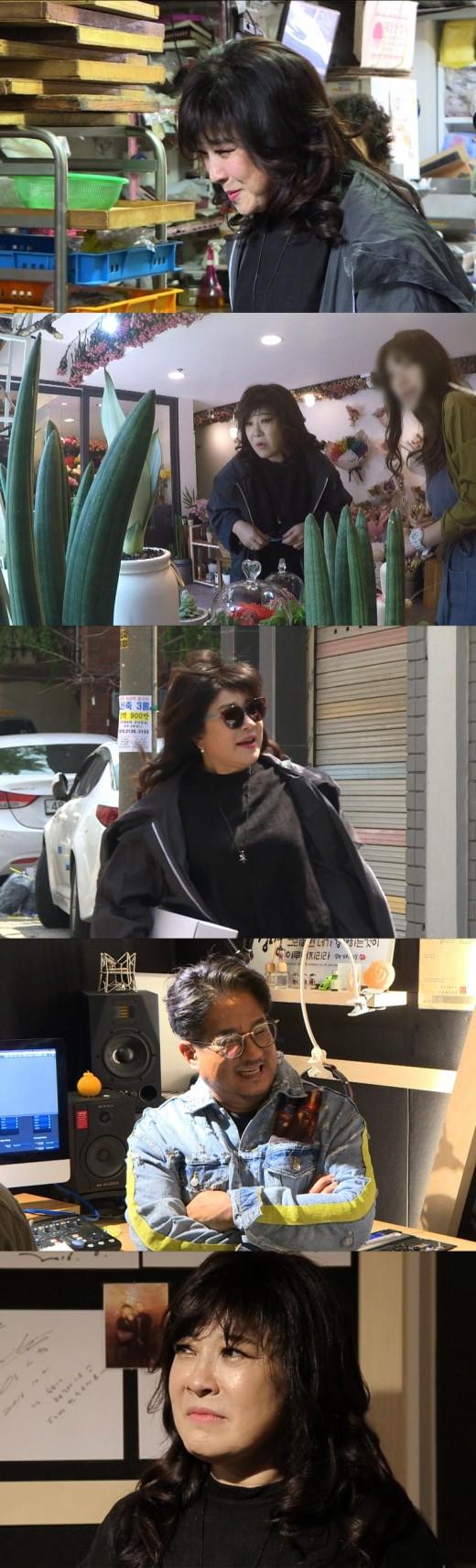 '동상이몽2' 이무송 자작곡 뭐길래…노사연 '노저리' 변신