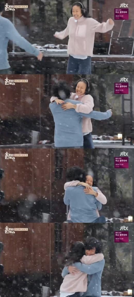 '효리네2' 폭설이 도왔다…이효리♥이상순 러브스토리