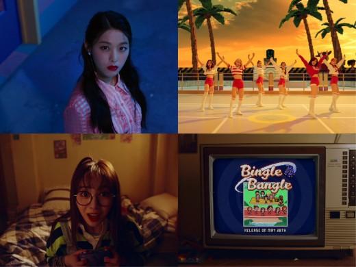 'LET'S DANCE'…AOA와 다같이 '빙글뱅글'
