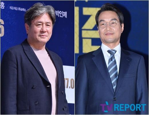 """""""'쉬리' 이후 20년만""""…최민식·한석규 '천문' 검토中"""