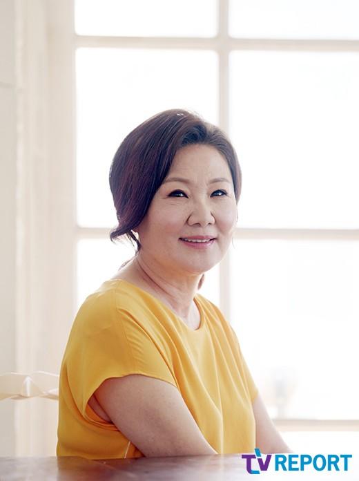 """'허스토리' 김해숙 """"위안부役..촬영 끝나고 우울증 진단"""""""