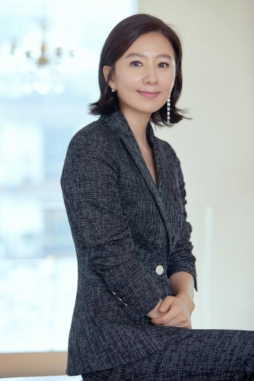 """'허스토리' 김희애 """"매일 새벽기상…완벽주의자 아녜요"""""""