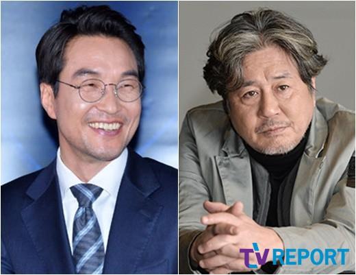 [단독] '천문' 한석규, 7년만에 세종대왕…최민식, 장영실役 확정