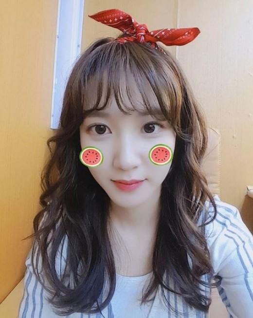 """""""상큼 여신"""" 박은빈, 시원한 미모"""