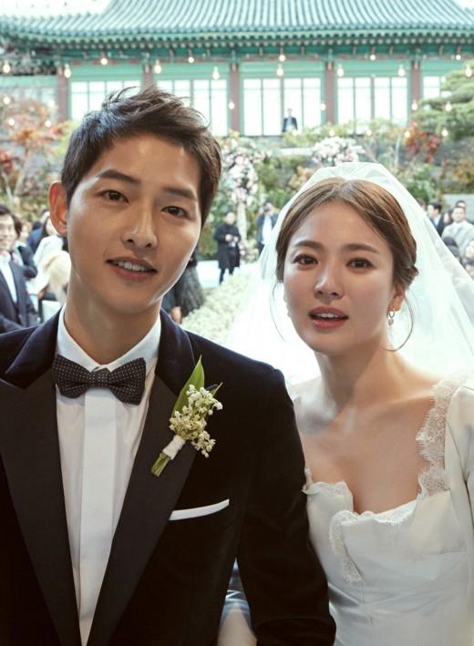 송혜교♥송중기, '태후'→깜짝 결혼→데이트 포착…여전히 핫한 부부 _이미지
