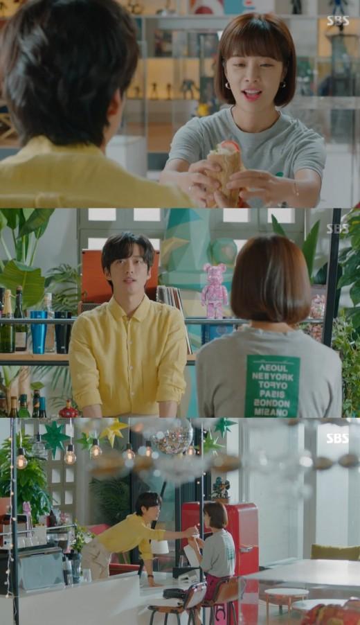 """'훈남정음' 남궁민 """"황정음 악몽 지워주고파"""" 지극한 사랑꾼_이미지"""