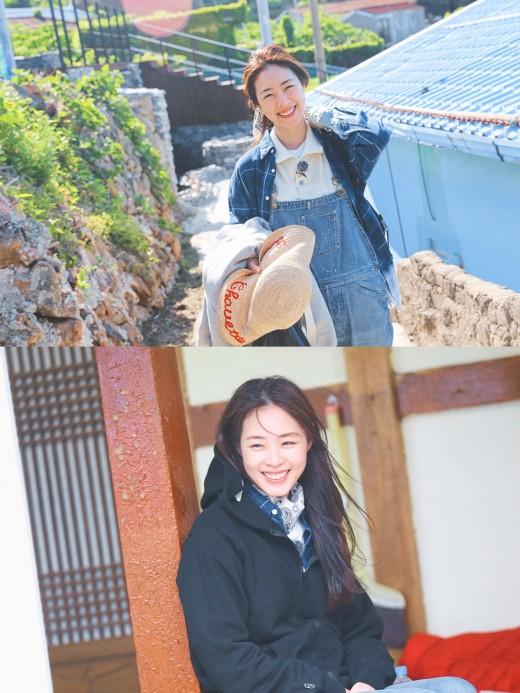 '섬총사2' 이연희, 해맑은 예능 여신 미소…반할 수밖에