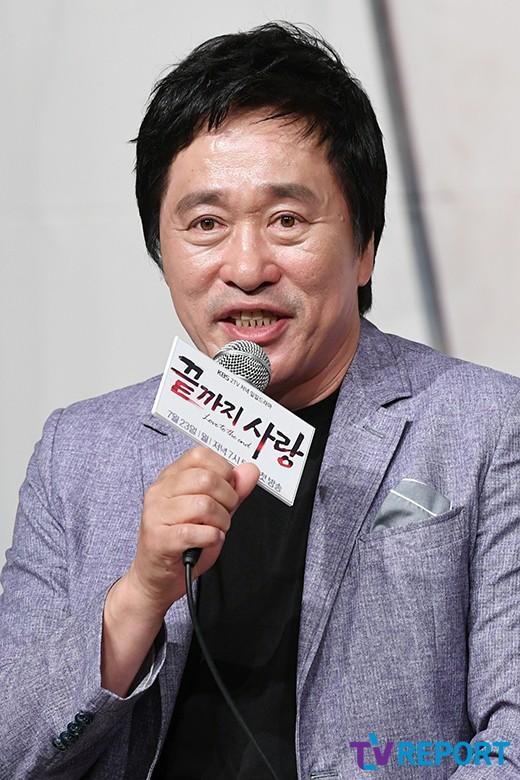 """신창석 """"사랑이 실종된 시대에 고하는 드라마"""""""