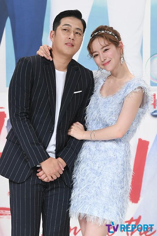 박광현-홍수아 '유쾌만발'